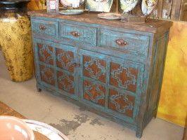 mexican buffet furniture creative rustic furnitureunique custom wood designs image 0