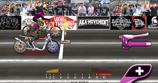 Download Game Drag Bike 201m Mod Apk Indonesia Terbaru Paling Laku