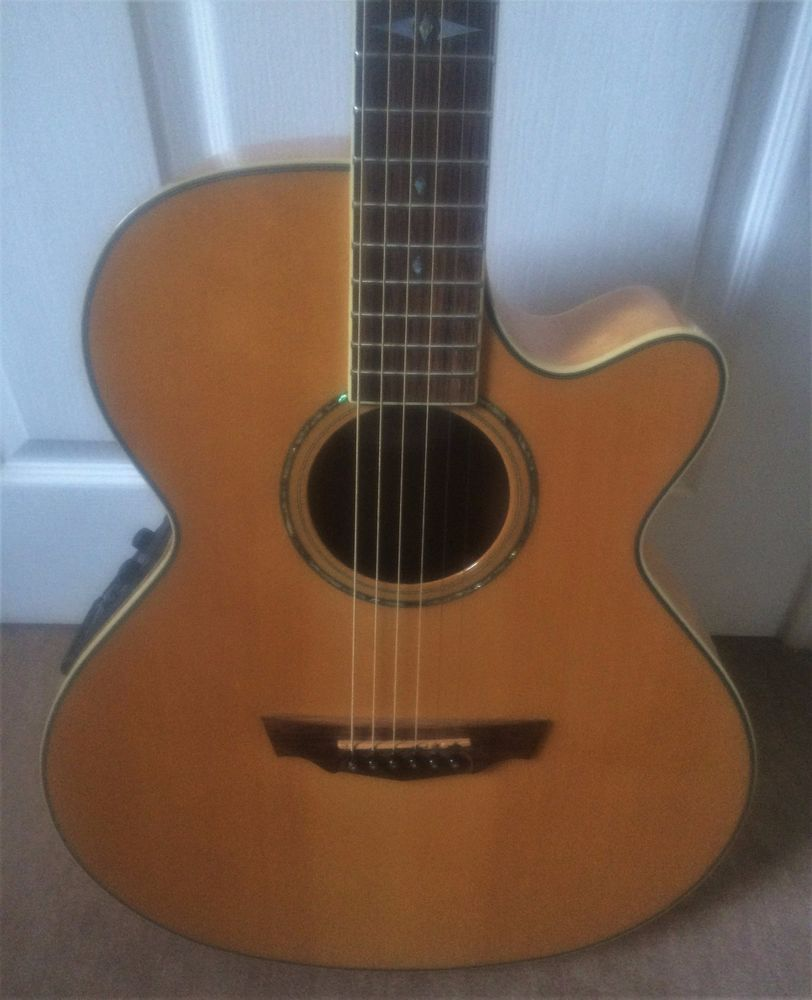 Pin By Mayco Oliveira103 On My Guitars Electro Acoustic Guitar Acoustic Guitar Guitar