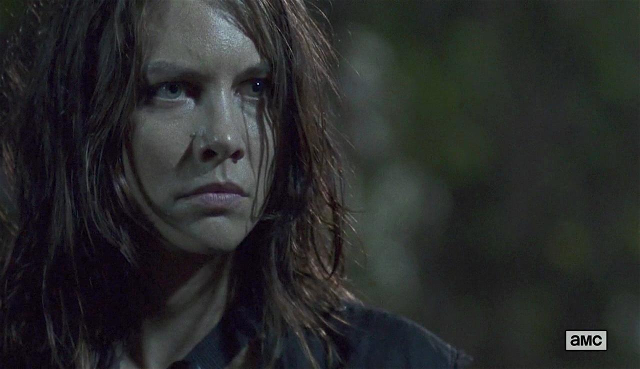 The Walking Dead Season 6 Episode 12 Not Tomorrow Yet Maggie Greene