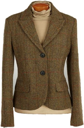 51099771221d14 harris tweed veste de tammy | Mode en 2019 | Veste, Mode et Robe