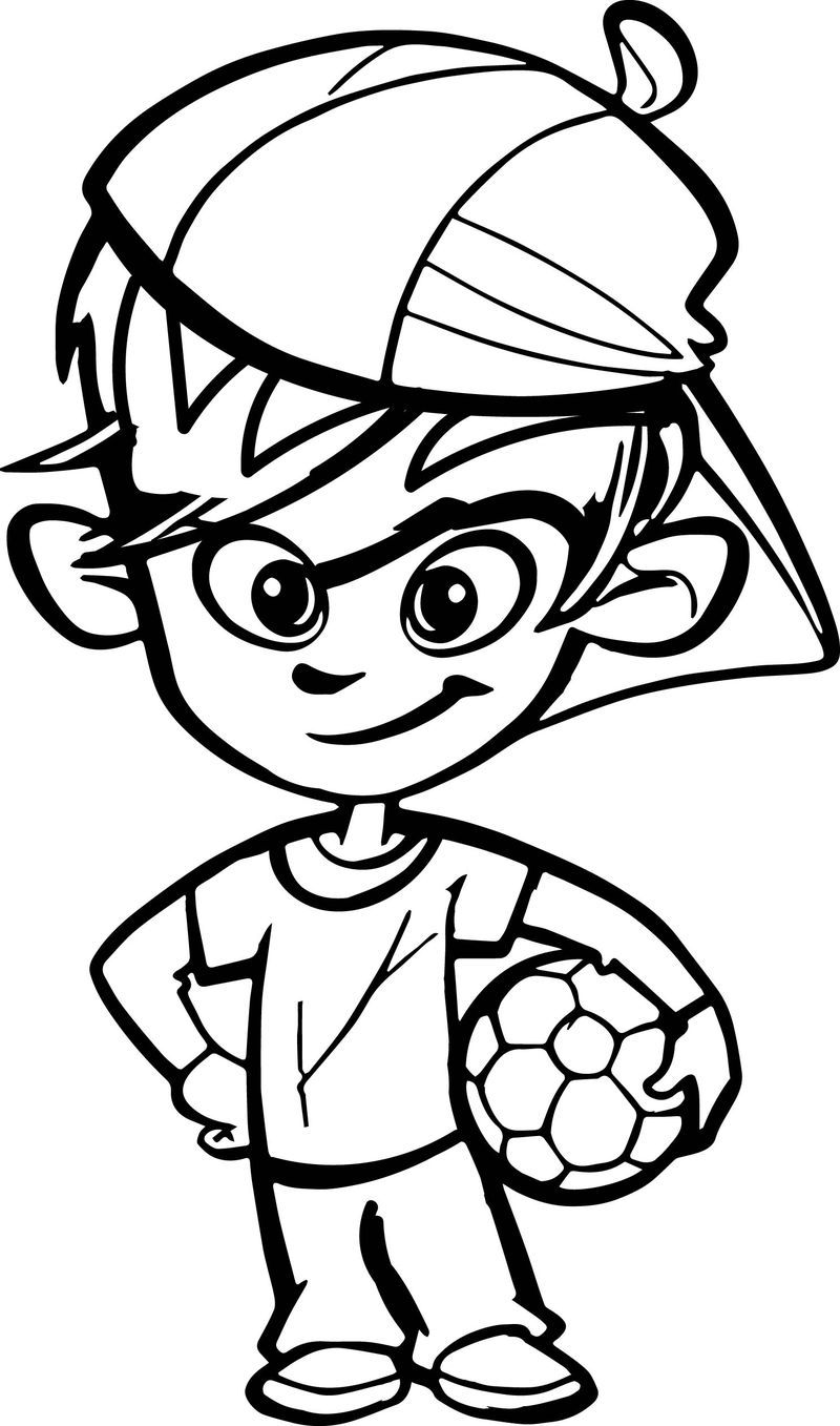 Pin On Sport Coloring Pages And Pictures