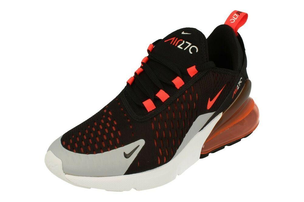 eBay #Sponsored Nike Air Max 270 GS Running Trainers Bv1246