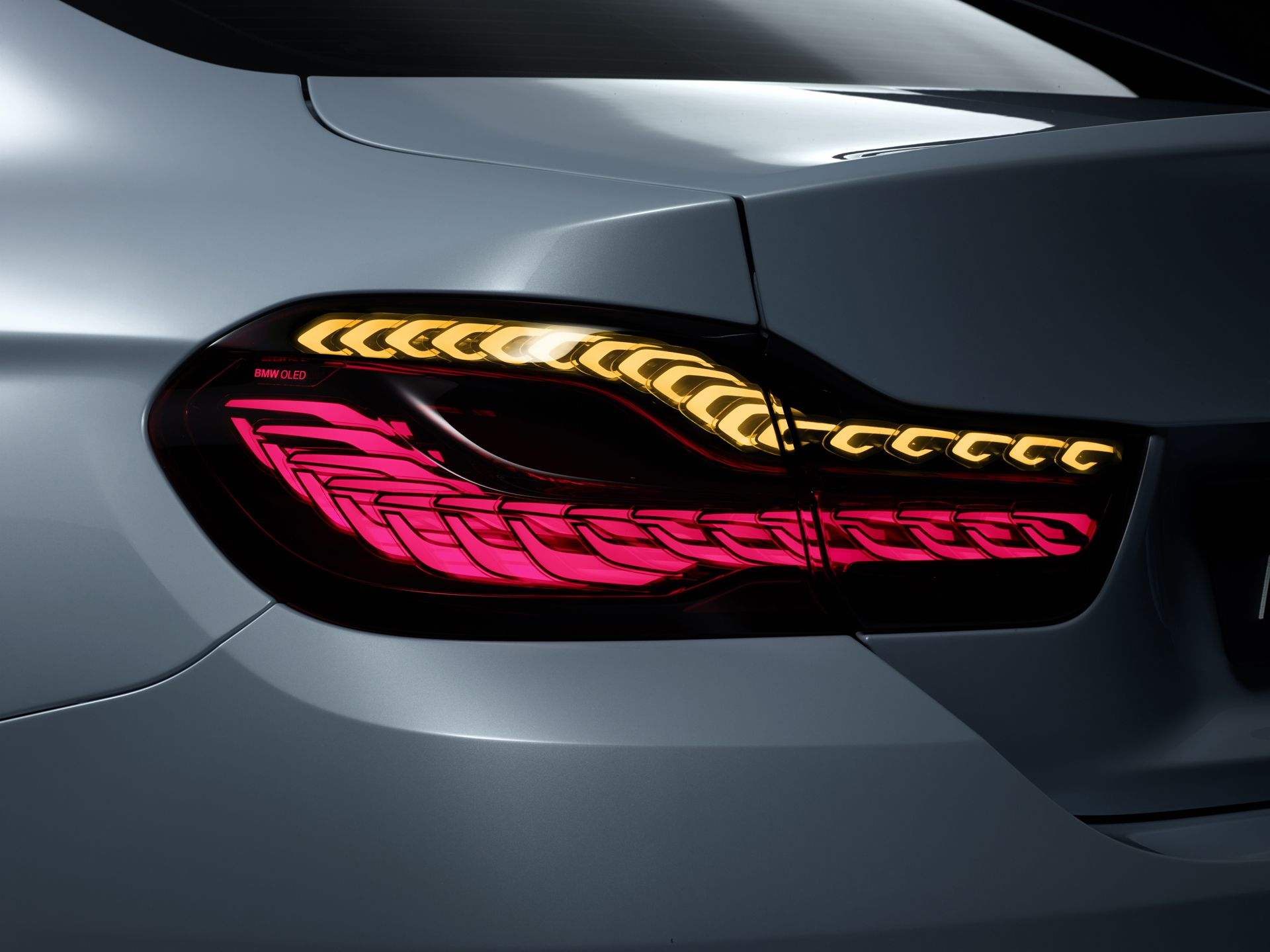 BMW M Concept Iconic Lights Introducing BMWs LaserLight And - Car laser light show
