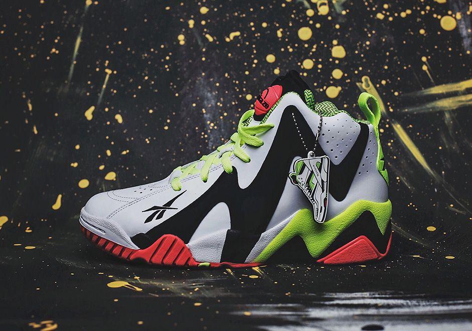 Reebok Pump Kamikaze II - Release Date - SneakerNews.com  99b7656de