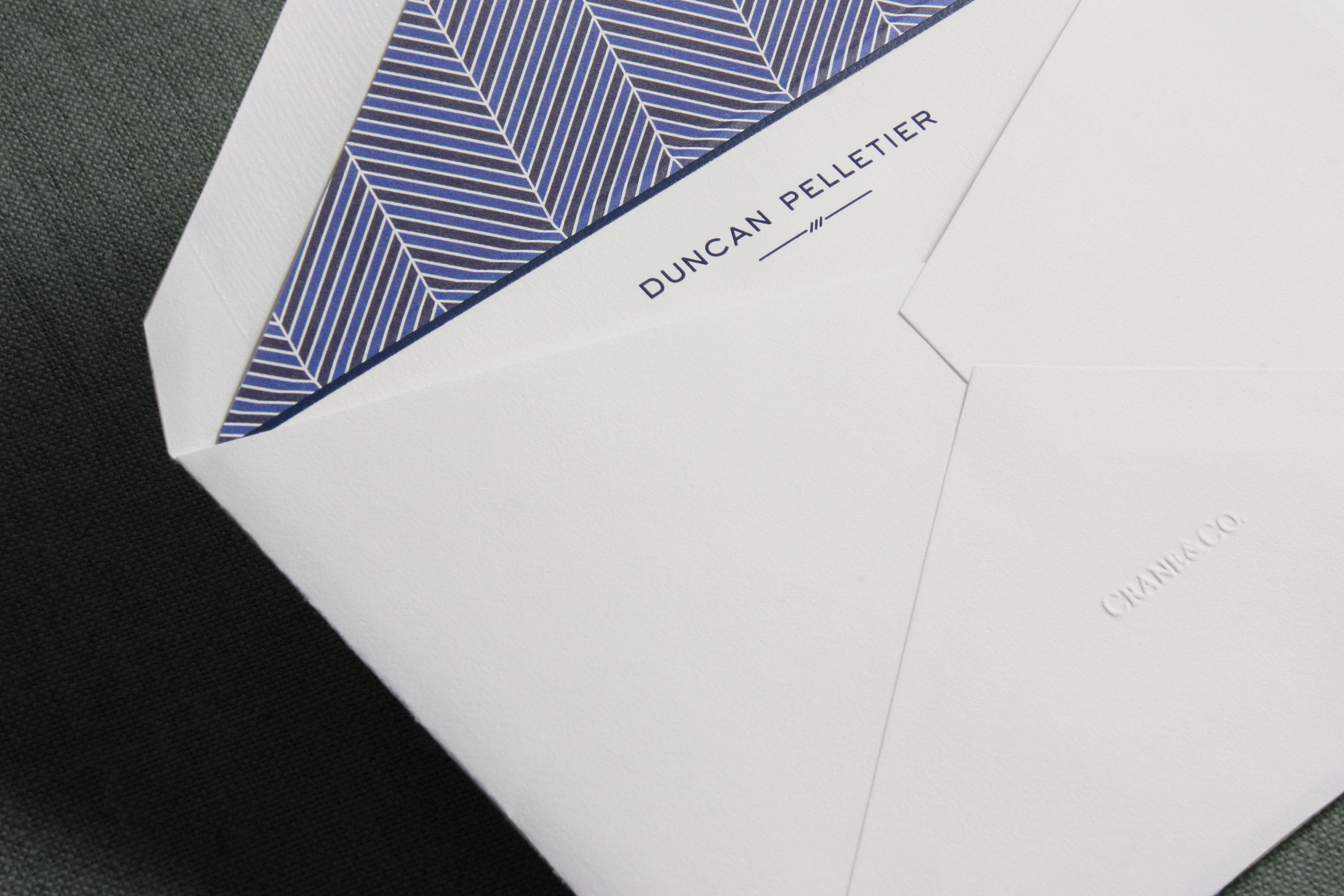 Flat and made of heavy stock the correspondence card is one of the flat and made of heavy stock the correspondence card is one of the most popular colourmoves