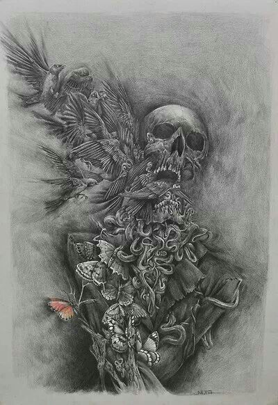 Sketch of madness