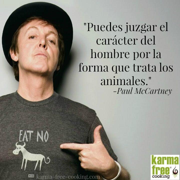 ñaquis Vegetarianos De Sabiduría 47 Frases Vegetarianas
