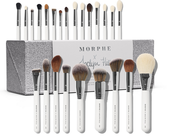 morhpe x jaclyn hill master brush set 165 Jaclyn hill