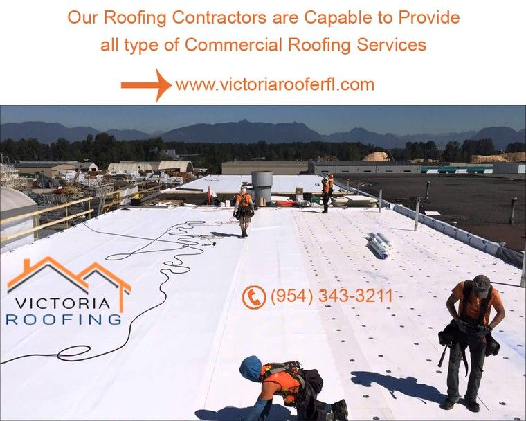 Victoria Roofer Fl Call Now 954 343 3211 Roof Repair Roofing Services Roofing