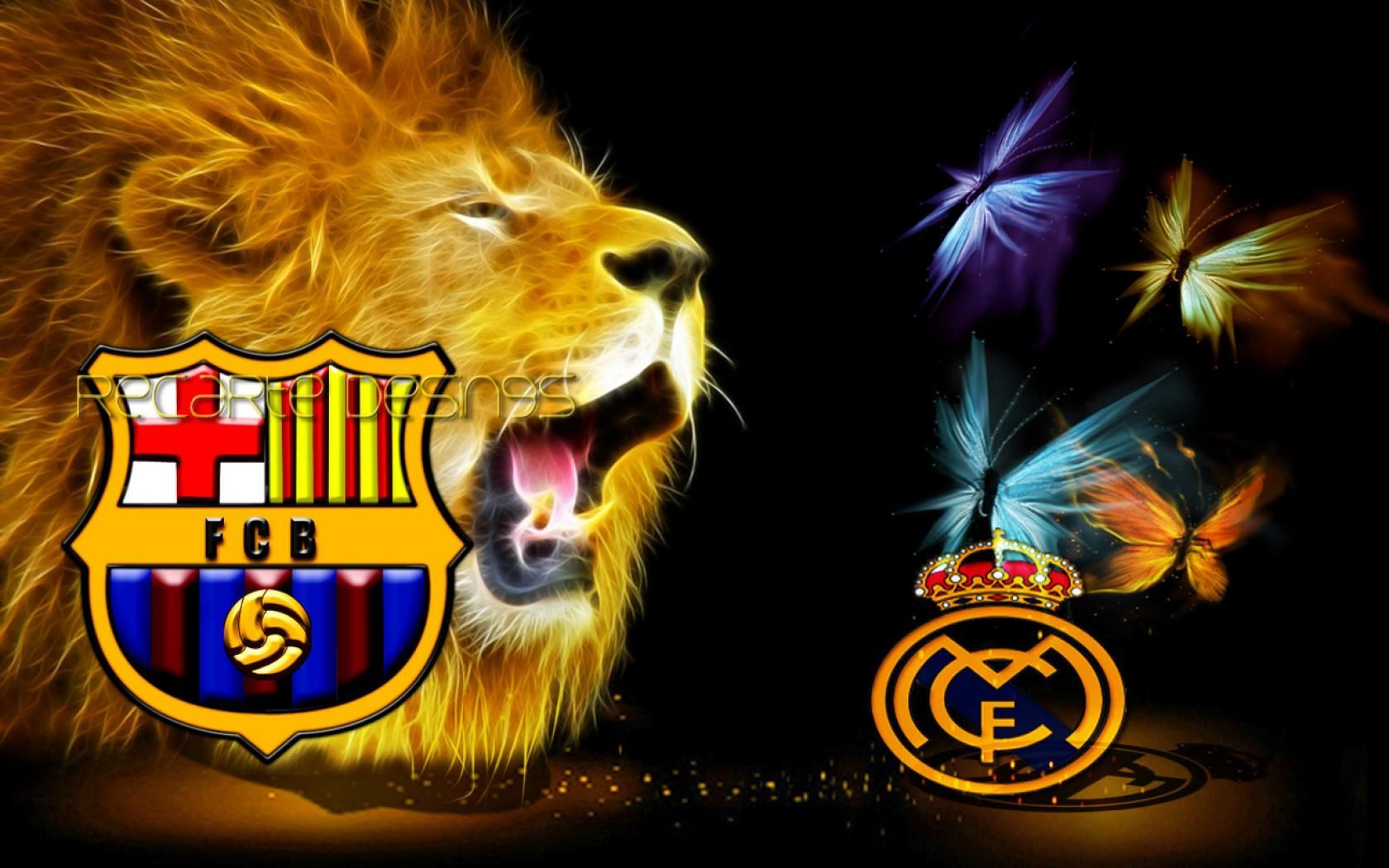 Fcb Vs Real Madrid Wallpaper In 2020 Real Madrid Logo Wallpapers Madrid Wallpaper Real Madrid Wallpapers