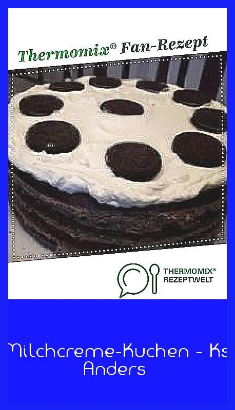 Photo of Rezept Oreo-Milchcreme-Kuchen – Ksekuchen Mal Anders