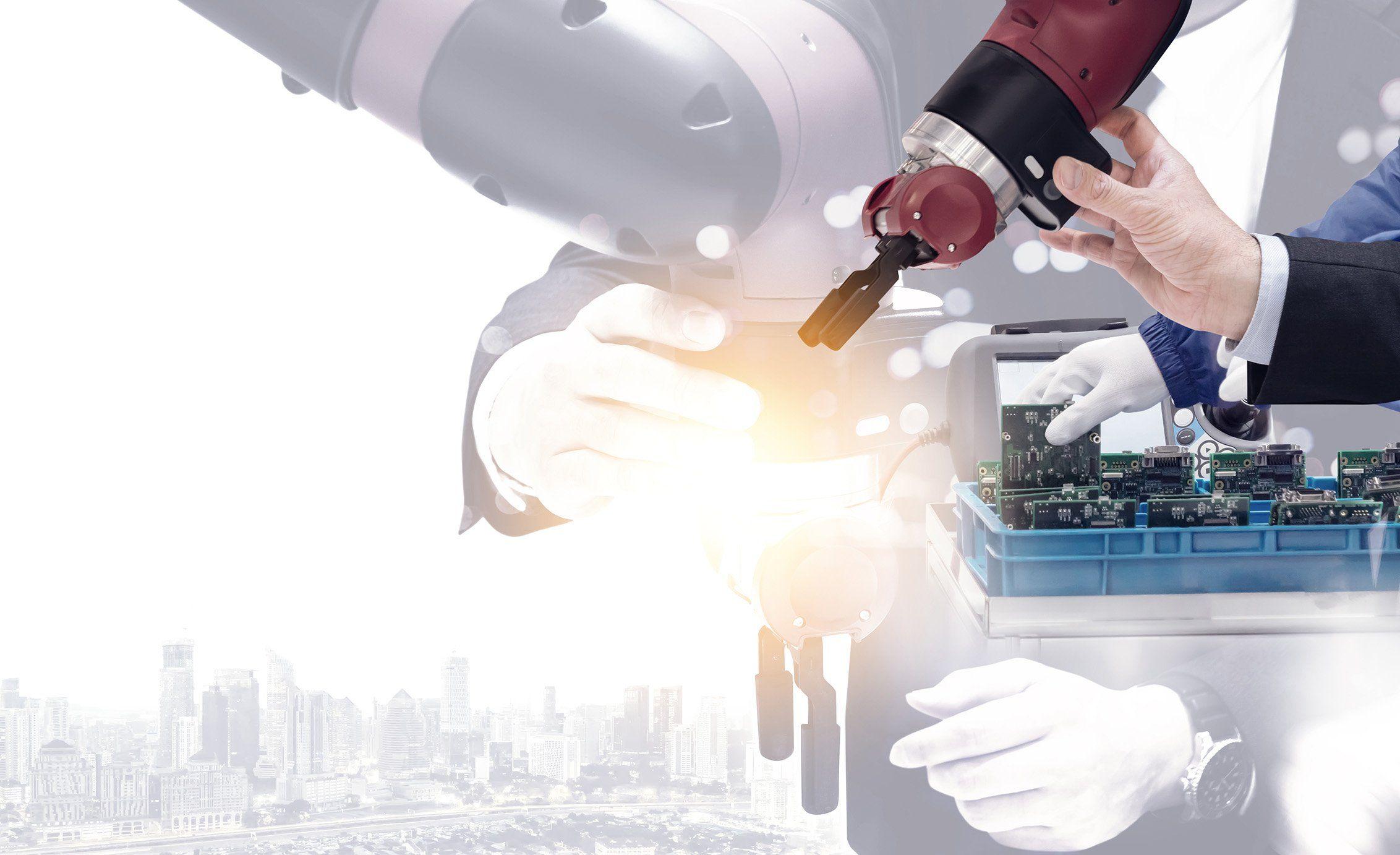 Collaborative robots help manufacturers address worker