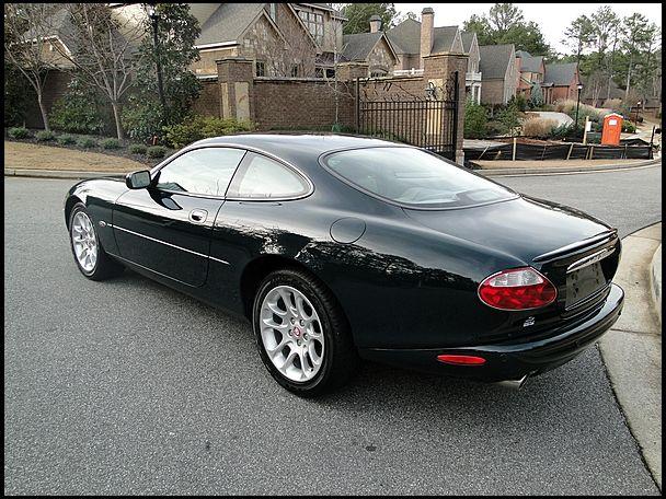 2002 Jaguar Xkr Coupe Mecum Auctions Jaguar Xk8 Jaguar Jaguar Car