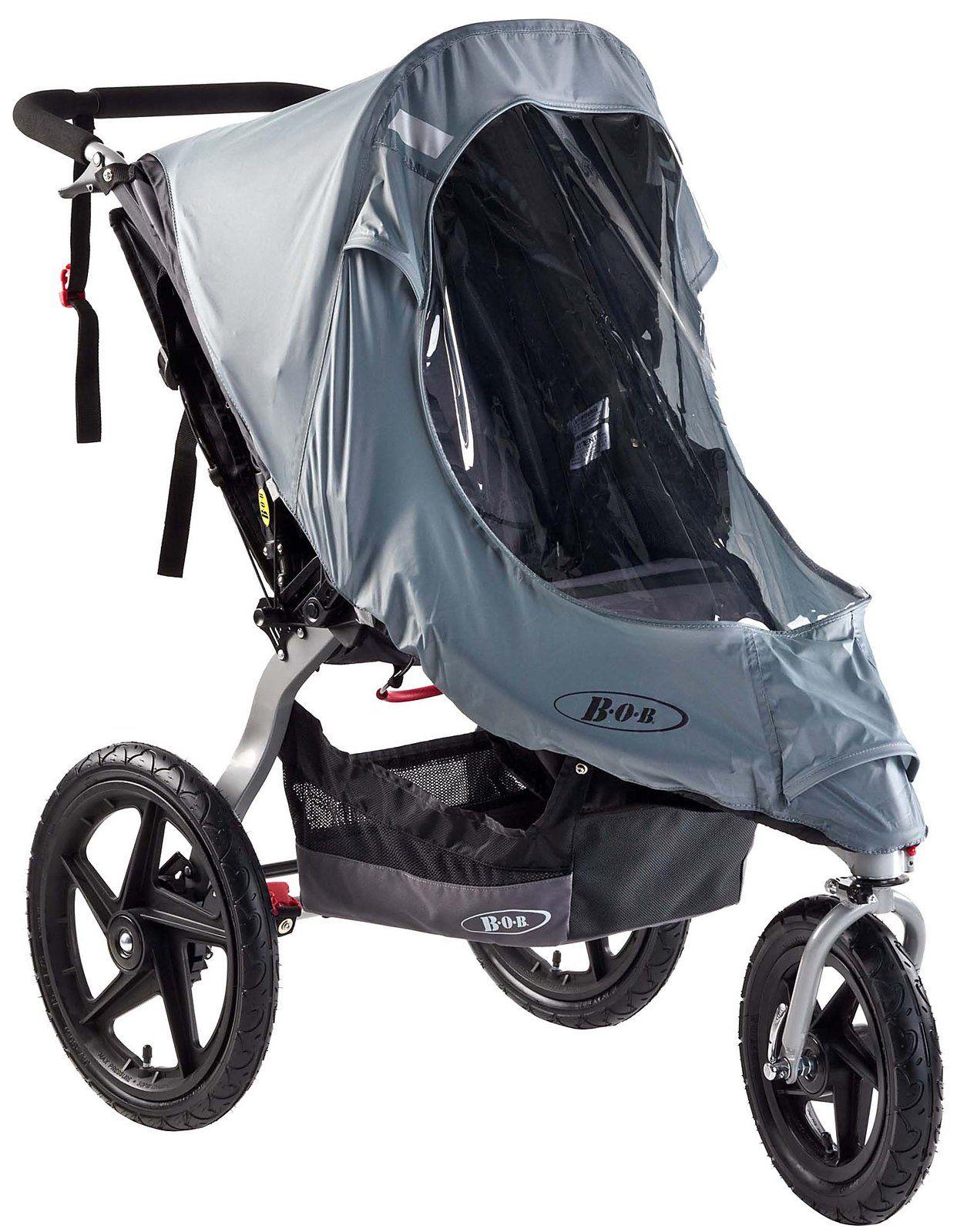 BOB Weather Shield Single Revolution/Stroller Strides