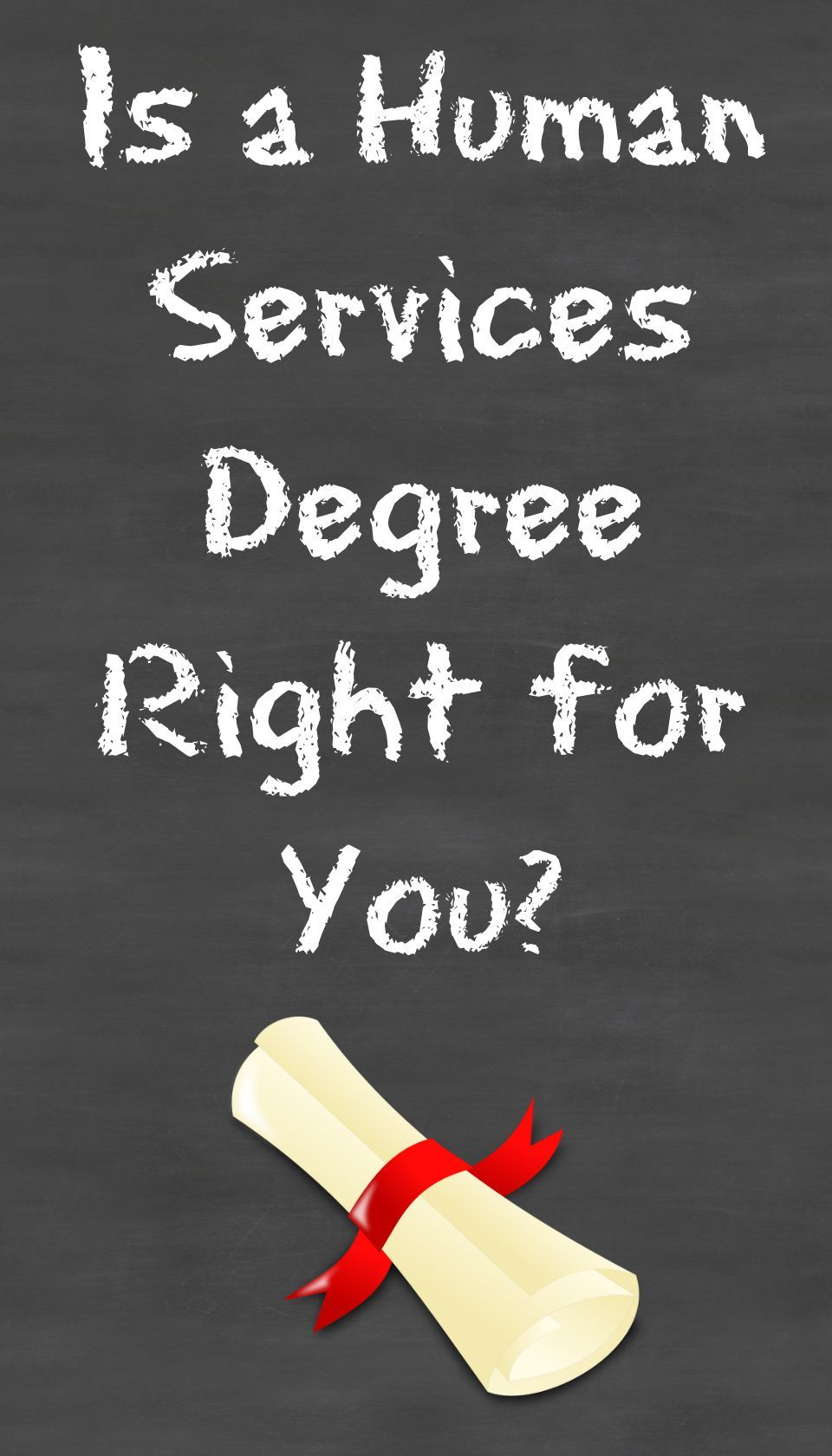 Is a human services degree right for you? Do you have what