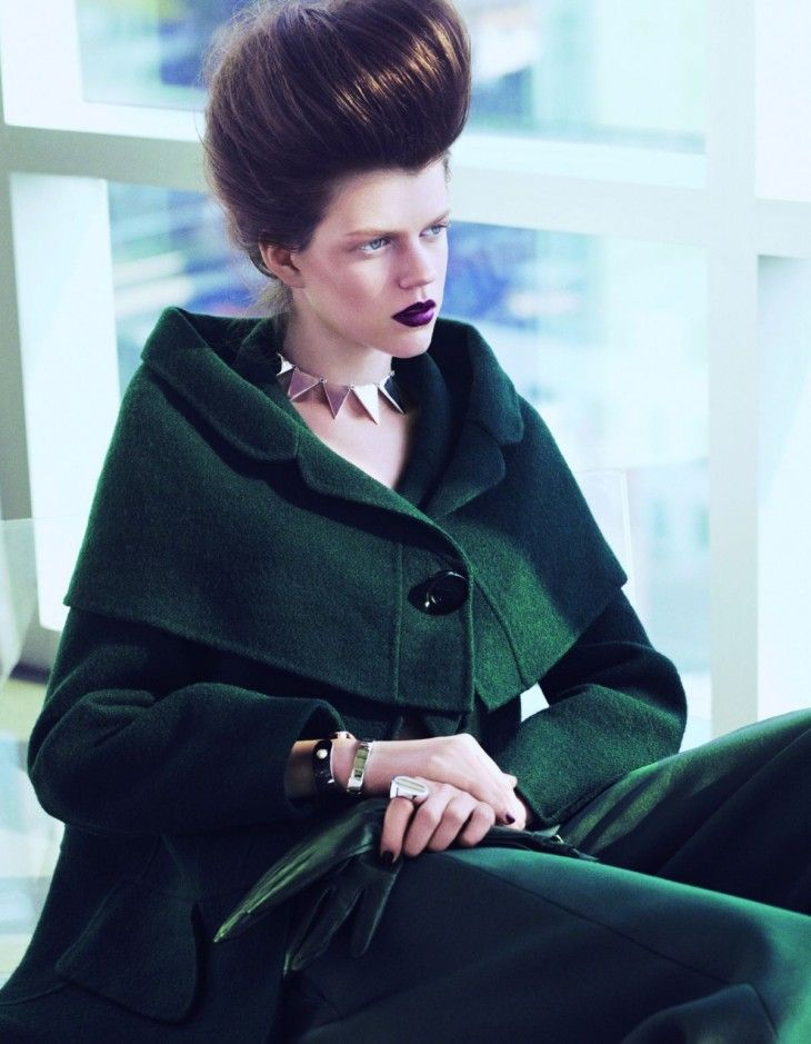 Vogue China November 2012 by Andrew Yee