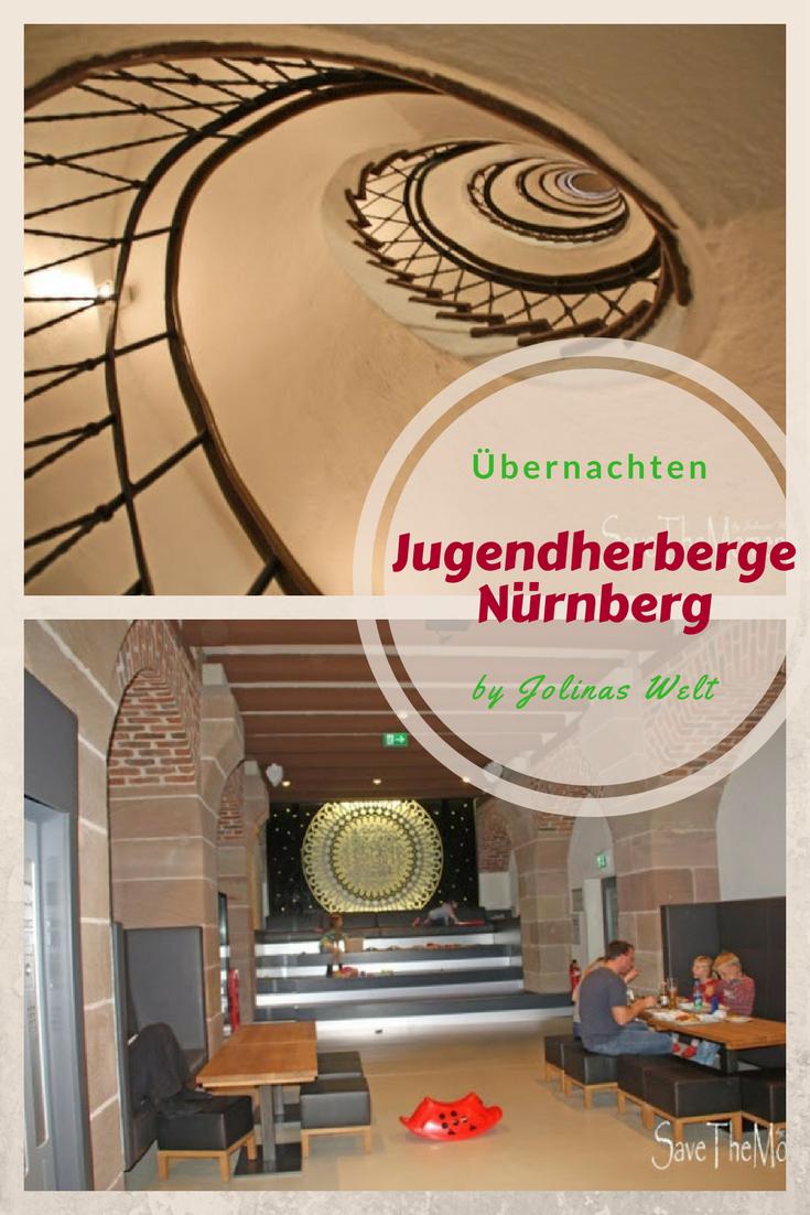 Übernachten in der Jugendherberge Nürnberg ist besonders. Man ...