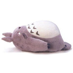 "Studio Ghibli My Neighbor Totoro 29"" Jumbo Size Sleepy Totoro Plush Doll"