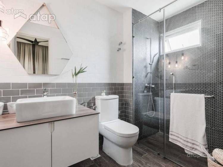 Contemporary Zen Bathroom Apartment Design Ideas Photos Malaysia Atap Simple Bathroom Designs Bathroom Design Small Bathroom Design