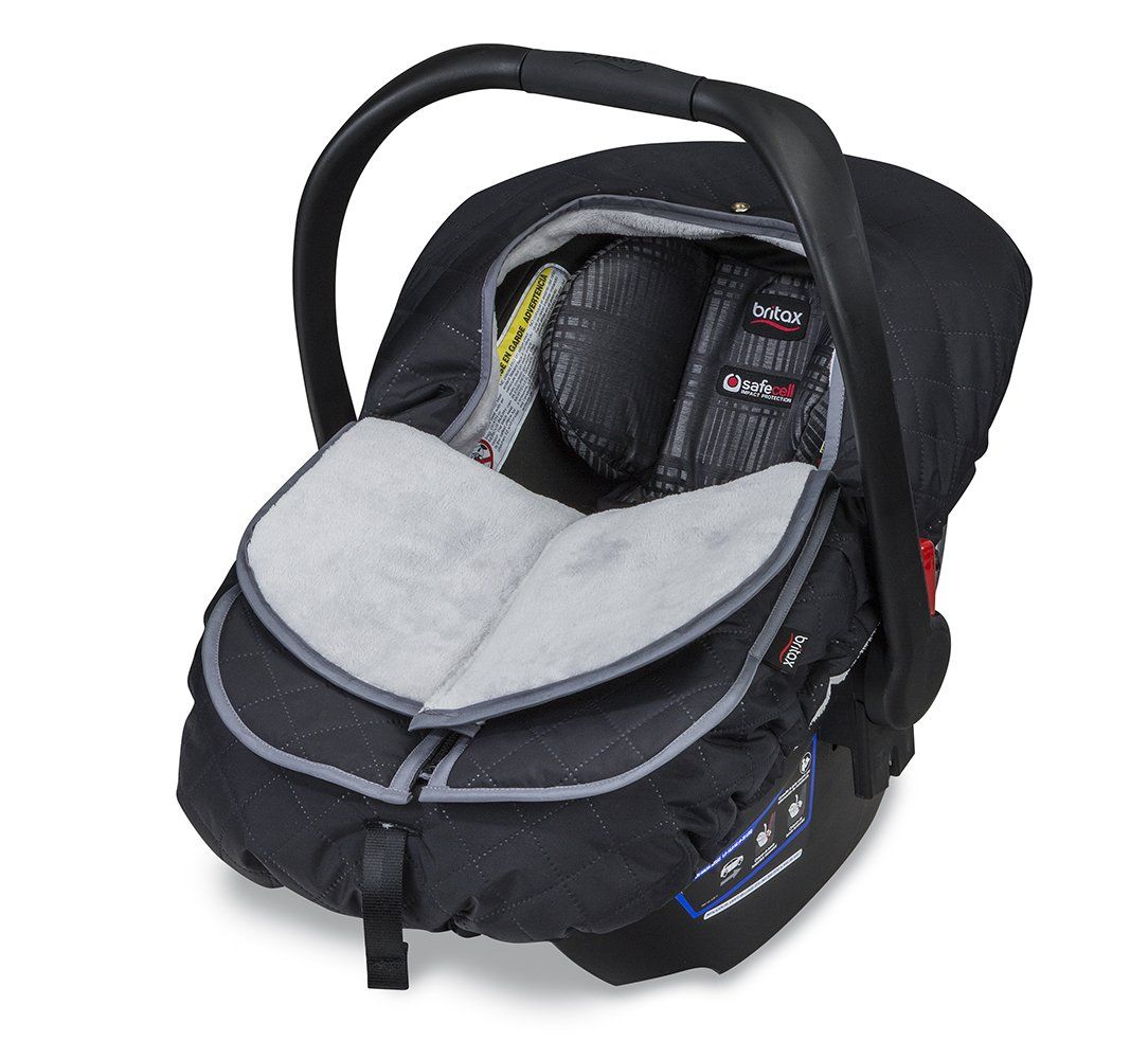Britax BWarm Insulated Infant Car Seat Cover
