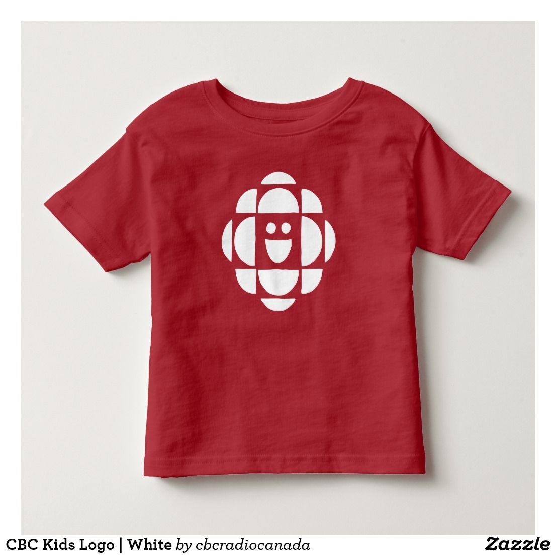 Cbc kids logo white toddler tshirt toddler tshirts