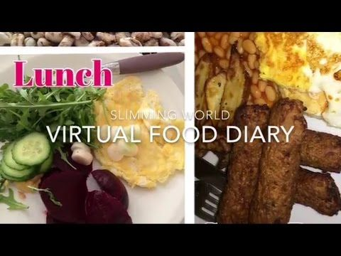 Slimming world virtual food diary including new eesp plan jills food slimming world virtual freerunsca Images