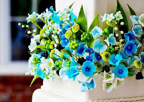 sugar flowers!