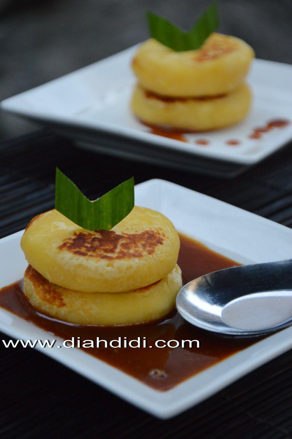 Colenak Oh Colenak Makanan Resep Masakan Indonesia Kue