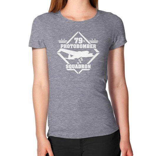 79th Photobomber Squadron 2 Women's T-Shirt