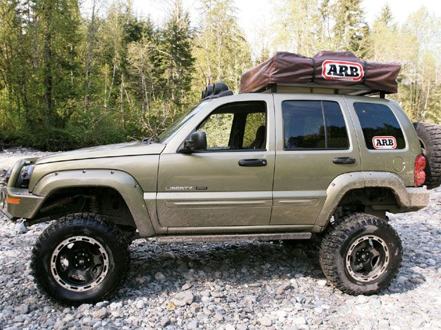 Roof Top Tent Expedition Portal Jeep Liberty Jeep Military Jeep