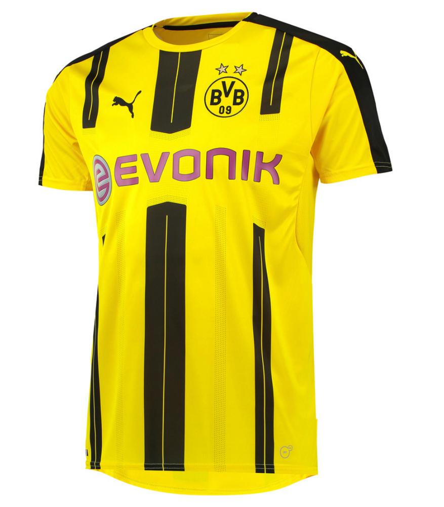 89d4c6f657a Soccer JerseysYouth SoccerKid FootballDortmundShirt Dortmund home shirt  2016-2017 ...