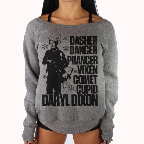 Walking Dead Christmas Sweater.The Walking Dead Christmas Sweater Walking Dead Sweatshirt