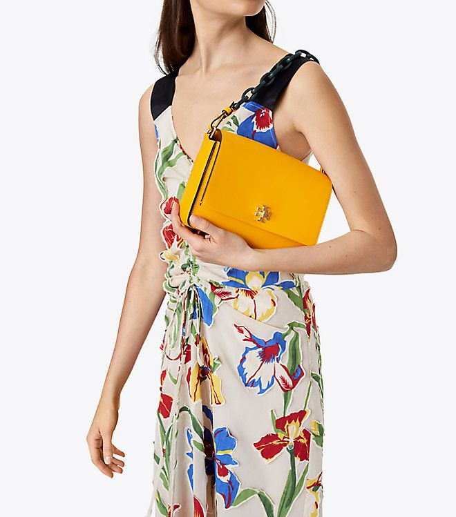 16857ac58599 Visit Tory Burch to shop for Kira Double-strap Shoulder Bag and more Womens  The Neutrals. Find designer shoes