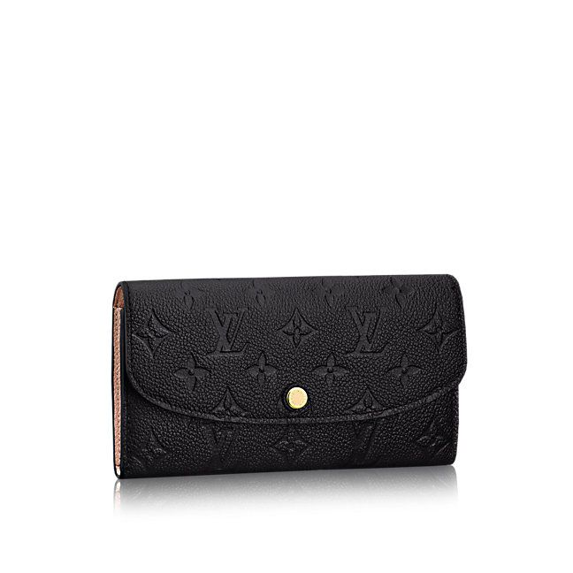8006892612c8a Emilie Wallet Monogram Empreinte Leather in WOMEN s SMALL LEATHER GOODS  WALLETS collections by Louis Vuitton