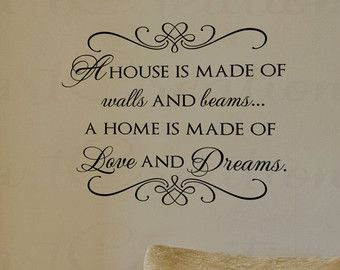 Family Wall Quotes Google Search Quotes Pinterest Family - Custom vinyl wall decals sayings for family roomitems similar to entry wall quote family wall decals home family