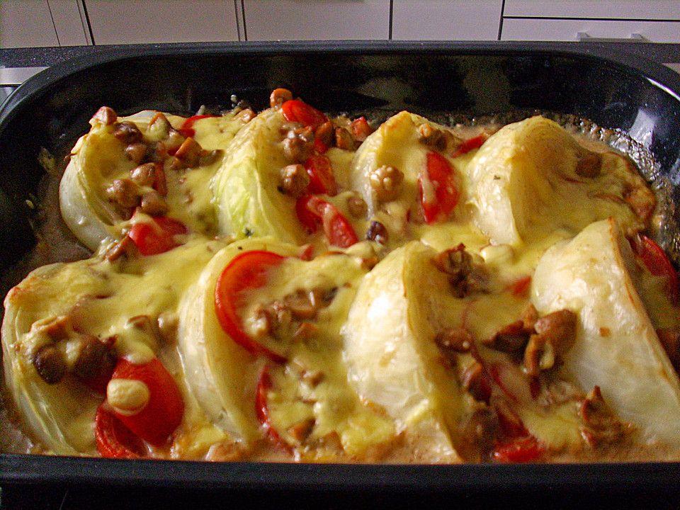 Überbackener Weißkohl von hase1604   Chefkoch #meatrecipes
