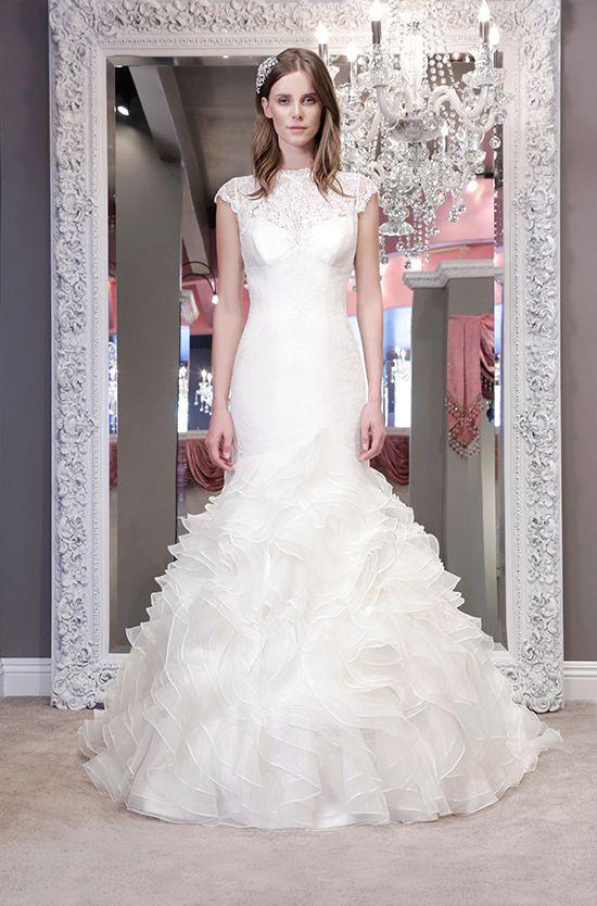 Winnie Chlomin Bridal Collection   Vestidos de novia, De novia y ...