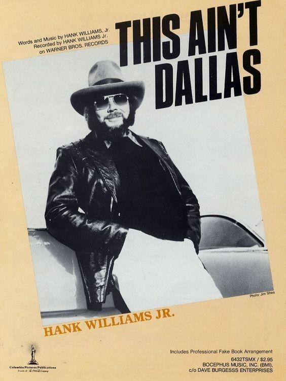 07. This Aint Dallas - Hank Williams Jr. - Five:O:5 - YouTube