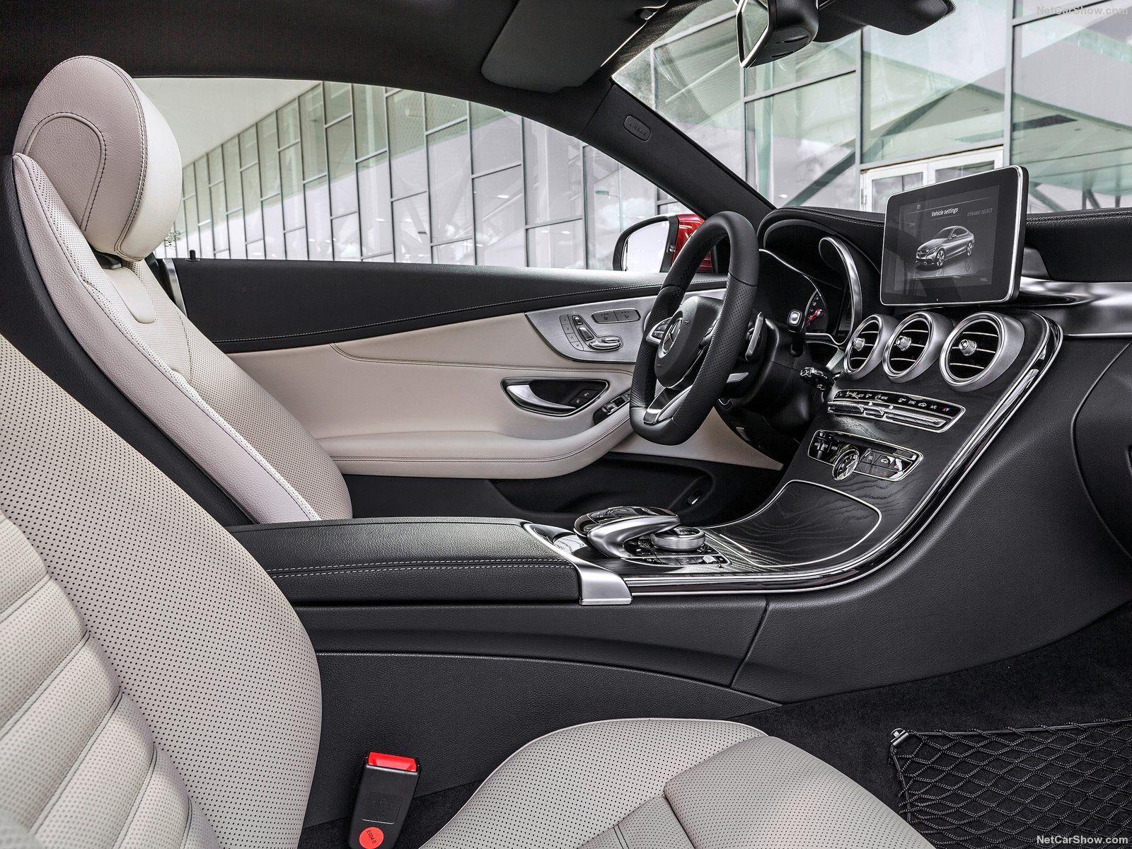 Mercedes Benz C Class Coupe 2017 (1600x1200)