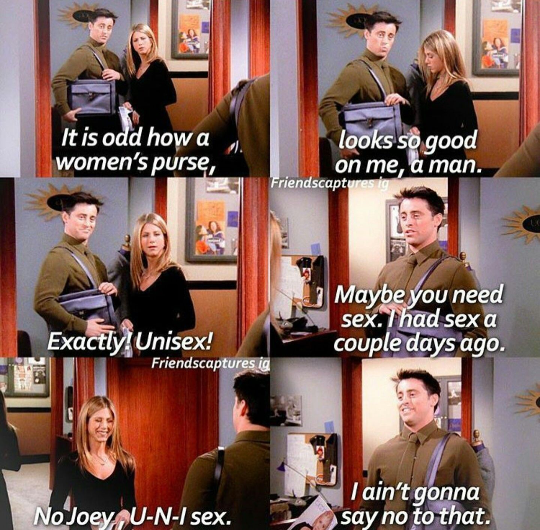 Oh Joey Haha Friends Friends Series Friends Tv
