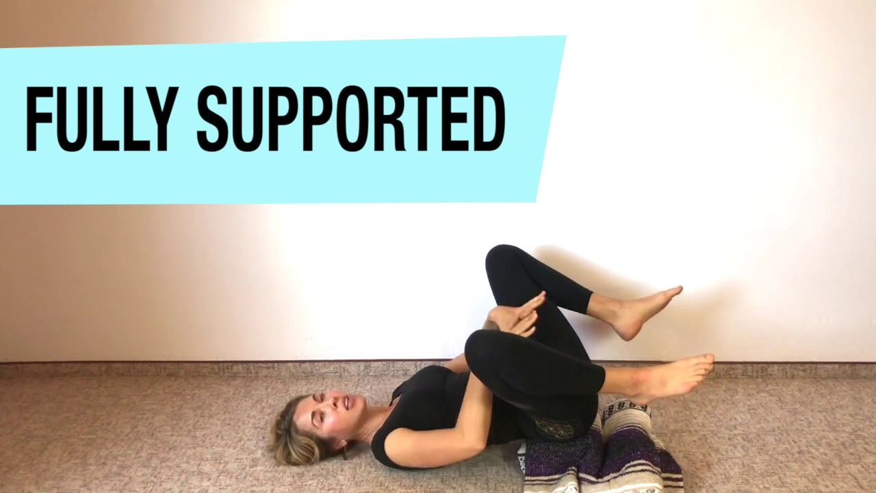 3Minute Miracle for Your Pelvic Floor (Pelvic Tension