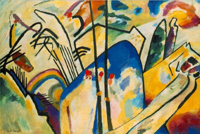 hacer un articulo de un pintor del siglo XX