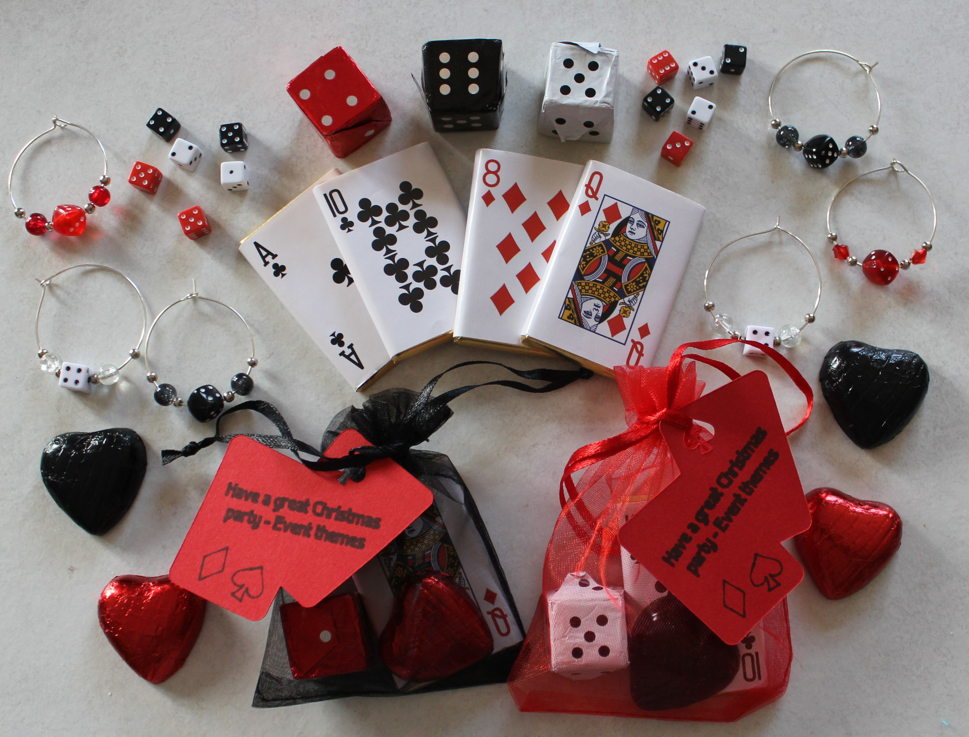 Casino Party Favors