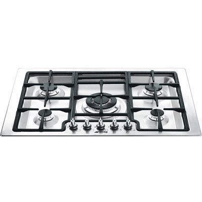 "SMEG 30"" Gas Cooktop with 5 Burner"