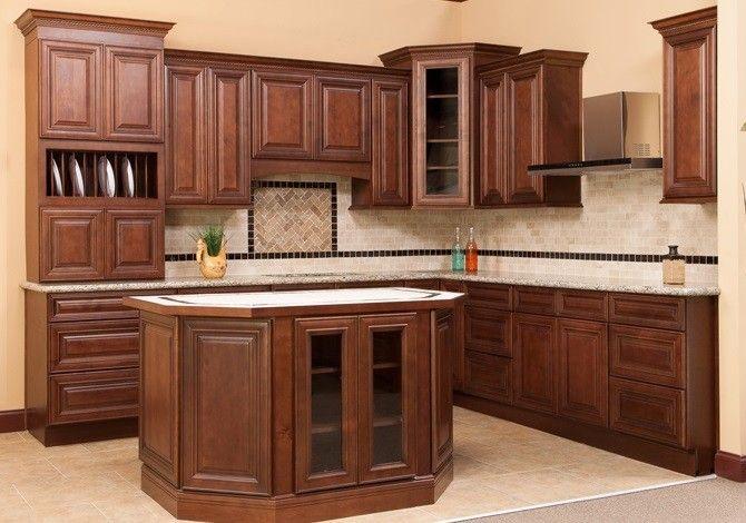 Mueble de Cocina estilo moderno con diseño personalizado. | MUEBLES ...
