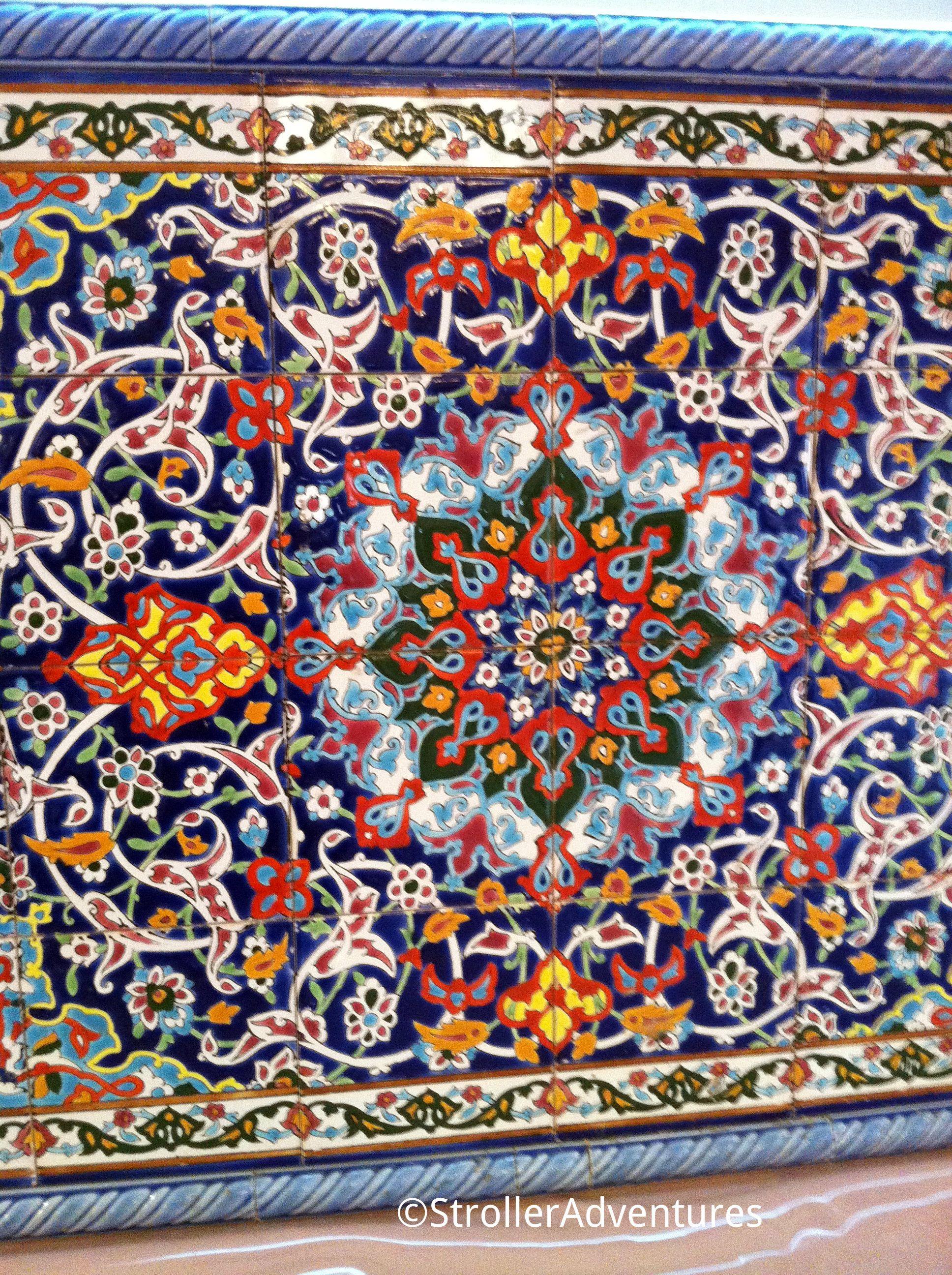 Decorative Tile Art Tile Art In Balboa Park  Ceramic  Pinterest  Tile Art Park And