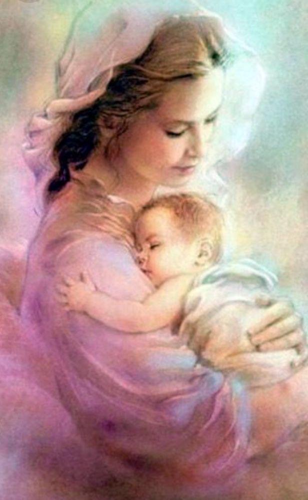 Открытки с младенцем на руках, года совместной