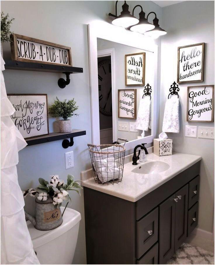 Bathroom Decor Ideas On Pinterest Around Bathroom Faucets Okc Bathroom Cabinets Linen Closets Of Hangi Small Bathroom Decor Diy Bathroom Decor Trendy Bathroom