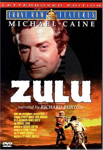 Zulu Michael Caine Movie Poster Movies And Tv Movies Movie